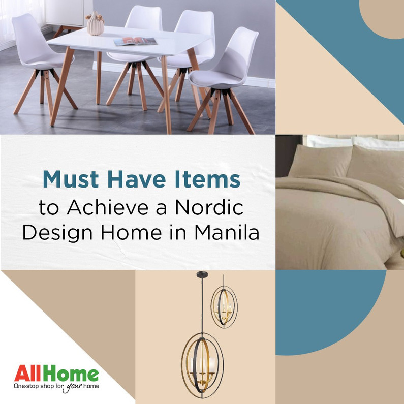 Must Have Items to Achieve a Nordic Design Home in Manila | allhome.com.ph