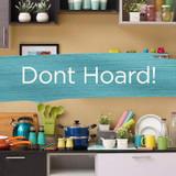 Don't Hoard!