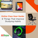 6 Things That Boost Remote Class Productivity | allhome.com.ph