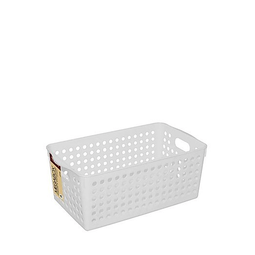 MEGABOX MESH TRAY WITH HANDLE 4L