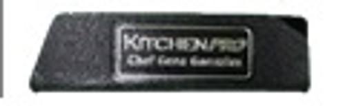 "4"" KNIFE GUARD NARROW (BLACK)"