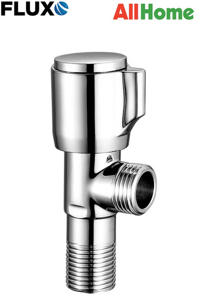 AHFL-AV5000CR CHROME ANGLE VALVE 1/2X1/2