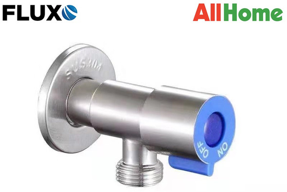 AHFL-AV5001SS STEEL ANGLE VALVE 1/2X1/2