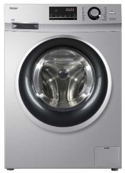 HAIER Frontload Combo Washing Machine 8/5kg HWD80-BP14636S with FREE Dowel CSH40 Garment Steamer