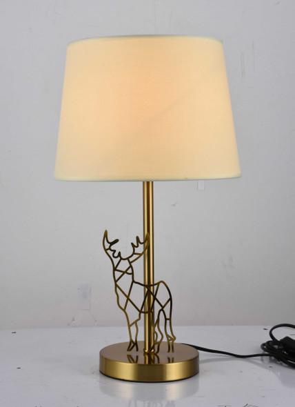 LEUCHTE MT955149 MARS METAL TABLE LAMP 47X28