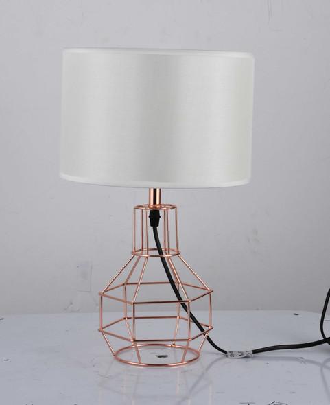 LEUCHTE MT955151 URANUS METAL TABLE LAMP 40X25