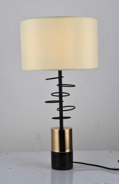 LEUCHTE MT955153 GALAXY METAL TABLE LAMP 53X28