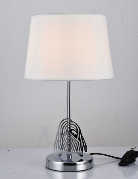 LEUCHTE MT955157SY ZEUS METAL TABLE LAMP 46X28