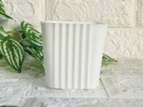 Corrugated Pot 8cm