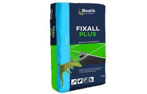 BOSTIK FIXALL PLUS TILE ADHESIVE 25KG