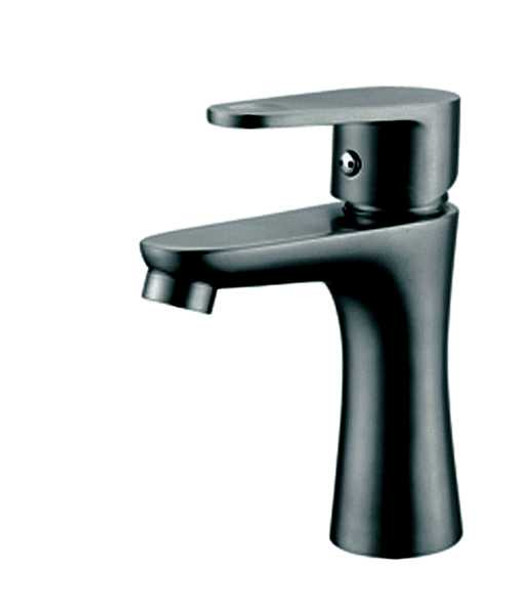 AHLMX 3-B1 SUS304 BASIN MIXER SHORT BLACK