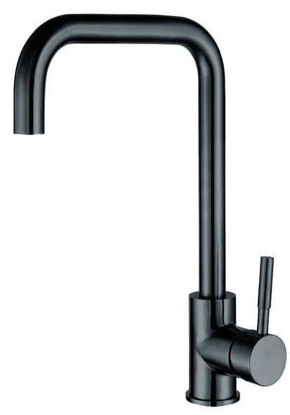AHKMX2 SUS304 KITCHEN MIXER 90 DEG BLACK