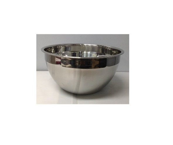 S/S.OB24 STAINLESS MIXING BOWL 24CM