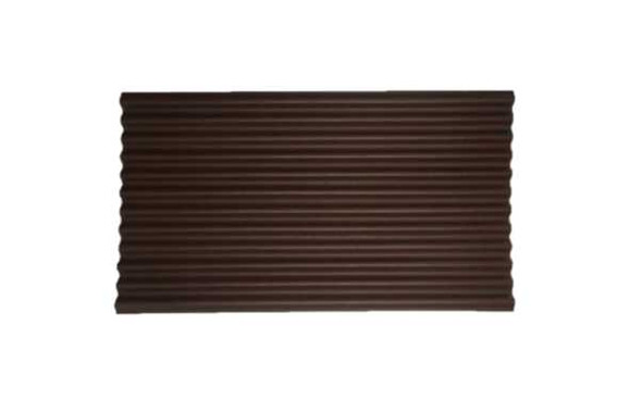 METACORR Corrugated Metal Roofing 0.4mmx4ftx8ft