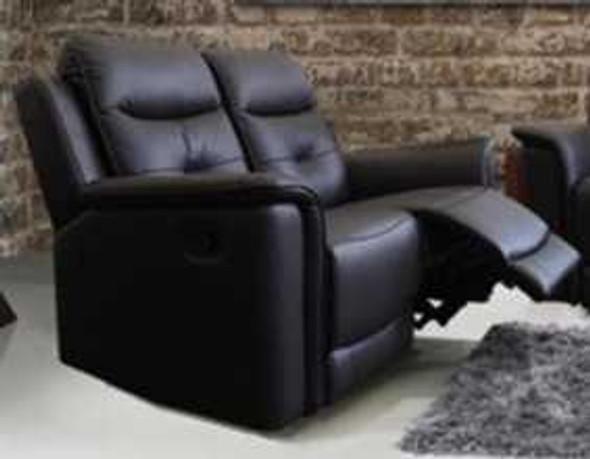 Sanford Half Leather Recliner
