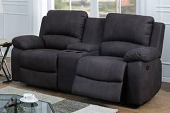 Andalusia 2seater recliner with cupholder