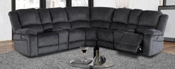Luka corner recliner
