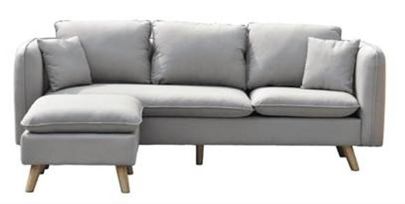 Lavinia Interchangeable L-type sofa