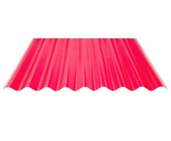 Kernig UPVC Corrugated Roofing 1.8mmx8ftx1130mm