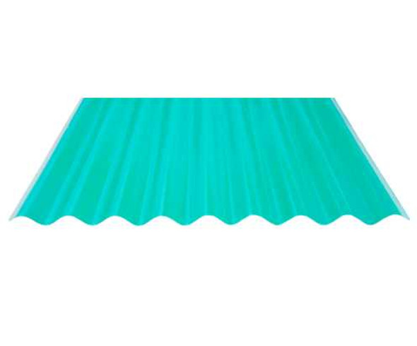 Kernig UPVC Corrugated Roofing 1.8mmx10ftx1130mm