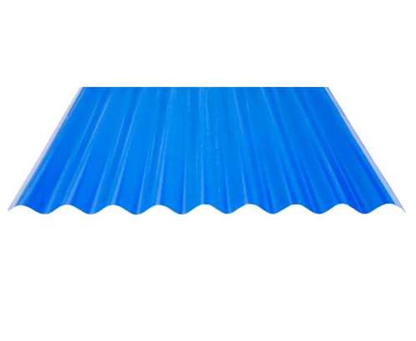 Kernig UPVC Corrugated Roofing 1.8mmx12ftx1130mm