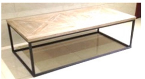Lou coffee table natural