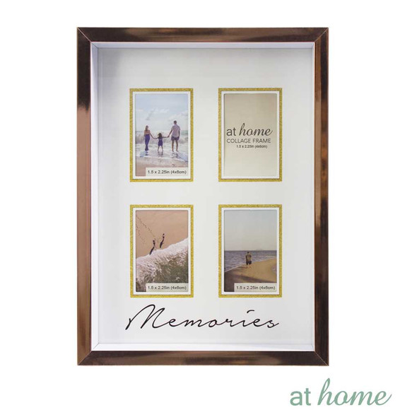 Athome Hollie Family Frame White – 4 photos