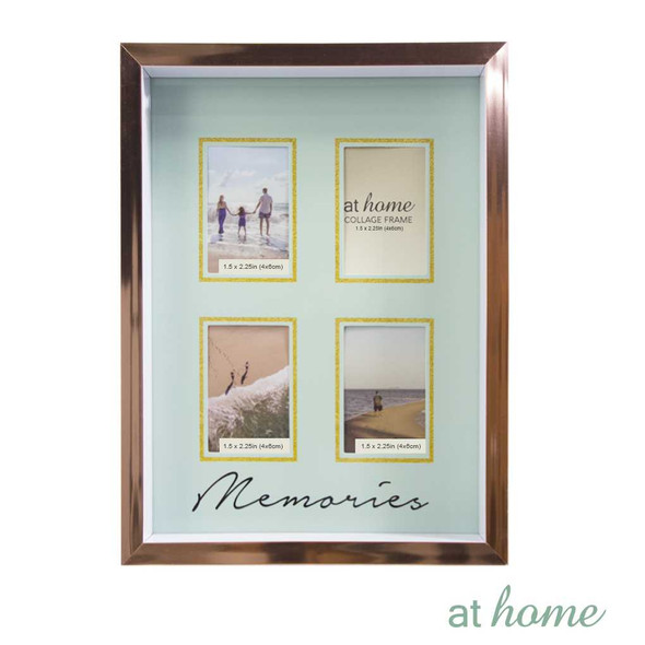 Athome Hollie Family Frame Blue– 4 photos