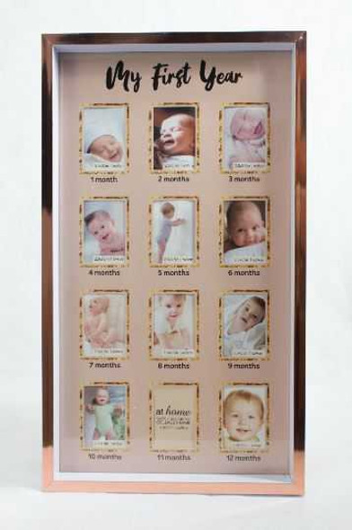 Athome Harlow Watch Me Grow Family Frame Pink – 12 photos