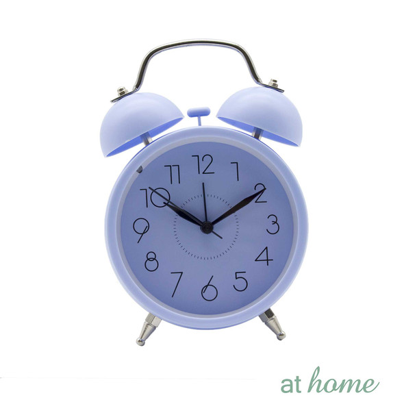 Athome Wanda Table Clock Blue