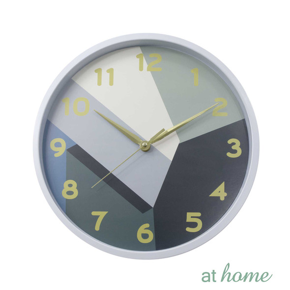 Athome Crystal Pastel Wall Clock