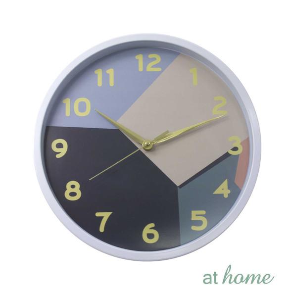 Athome Crystal Pastel Wall Clock 2