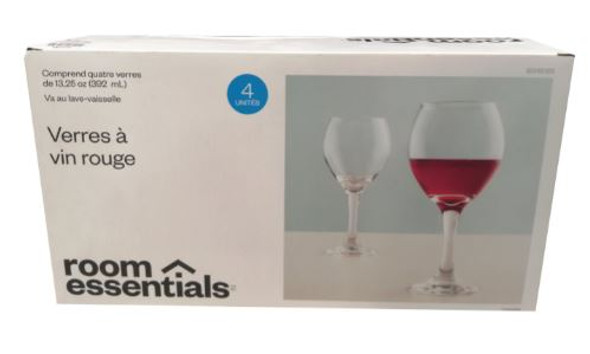 HSWE3014S4 Red Wine Glass 13.25oz