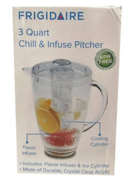 Frigidaire EW65068 2.8Liter Chill and Infuse Pitcher