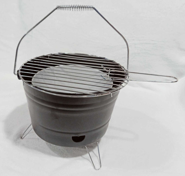 OL369 Barbecue Bucket With Handle