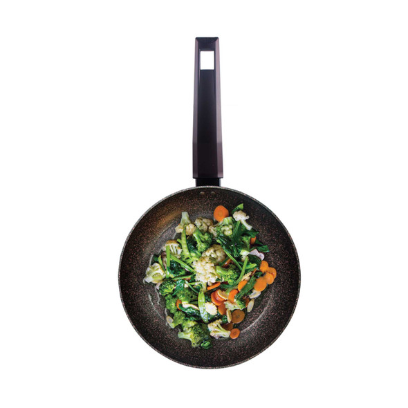 RADIANCE 24CM FORGED FRYPAN