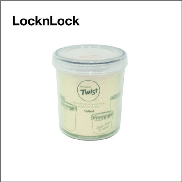 LLS122 LOCK&LOCK TWIST CONTAINER 560ML