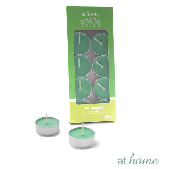 Athome 10 Scented Tealight