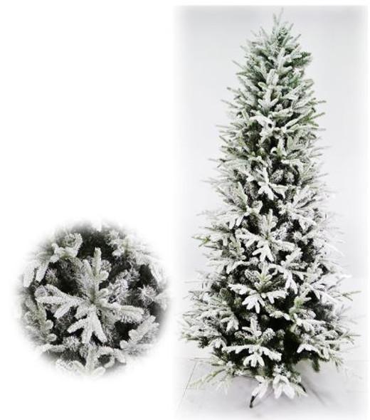 SEM-SP8 8FT SNOWY DOUGLAS CHRISTMAS TREE