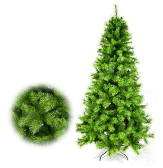 SEM-N8 8FT DAKOTA PINE CHRISTMAS TREE