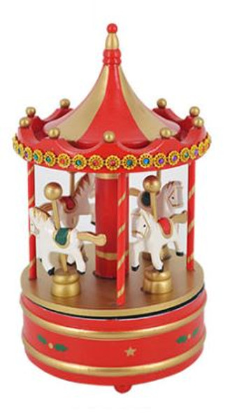 SEM-6115 CHRISTMAS MUSIC BOX WITH STOPPER