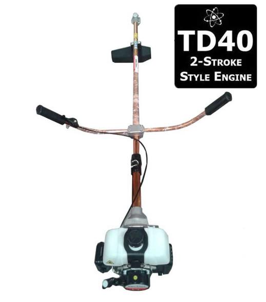 ZEKOKI GRASS CUTTER 2 STROKE TD40