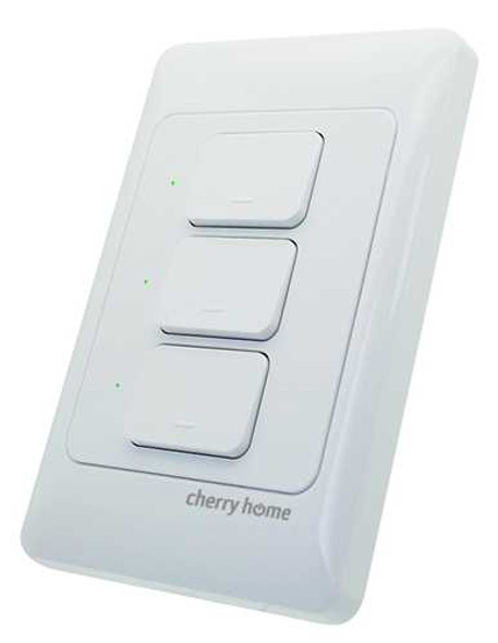 CHERRY CH-811-3 SMART SWITCH 3GANG WALL TYPE