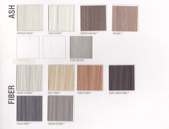 Multi Form Laminates 4x8ft Ash and Fiber Series