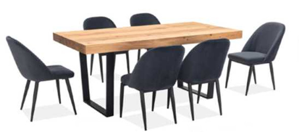 LACEY 1+6 DINING SET