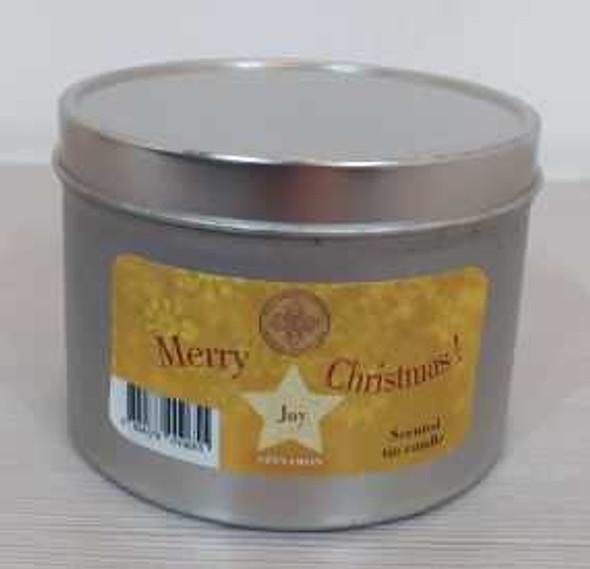Tin Candle  Cinnamon