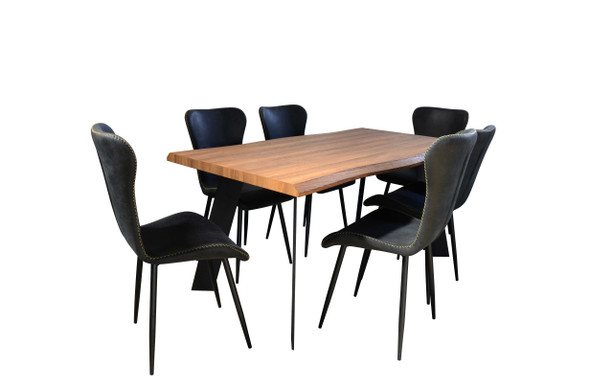 LEXIA SONYA 6 SEATER DINING SET