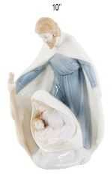 DYL15010 PORCELAIN HOLY FAMILY SET