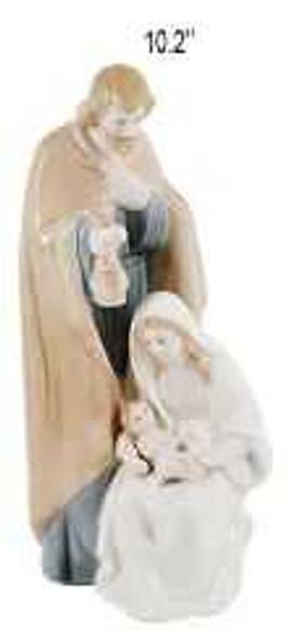 DYL1509 PORCELAIN HOLY FAMILY SET