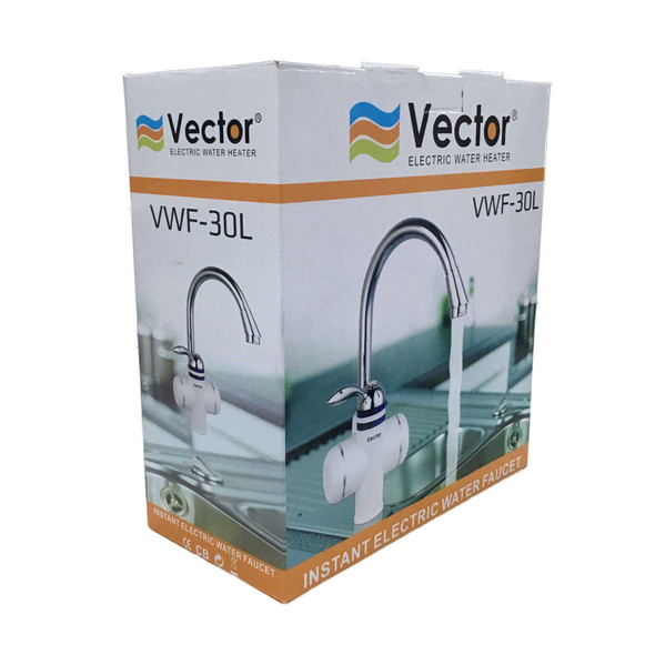 VECTOR VWF-30L INSTANT ELECTRIC HEATER FAUCET